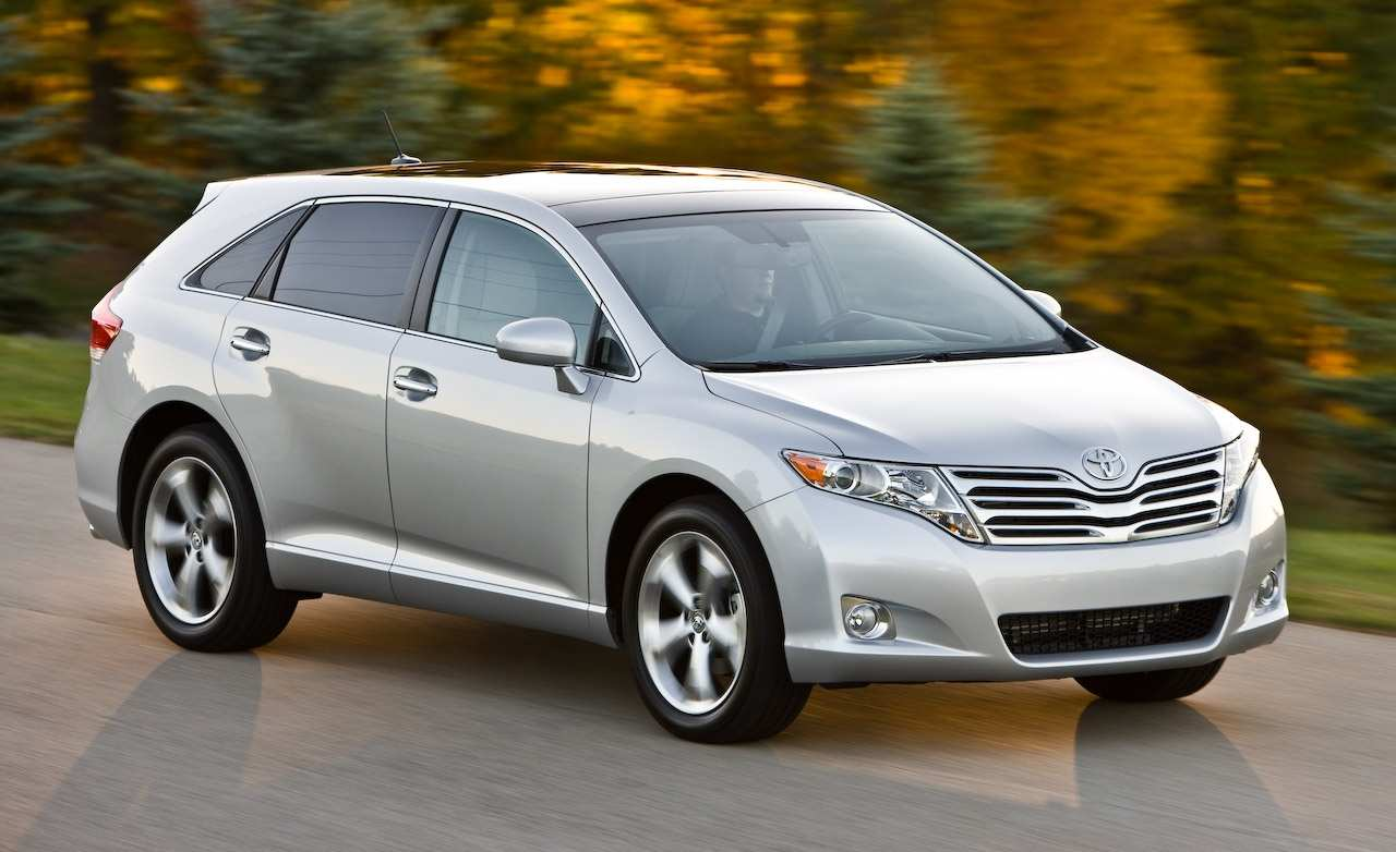 31 The Best 2020 Toyota Venza Redesign