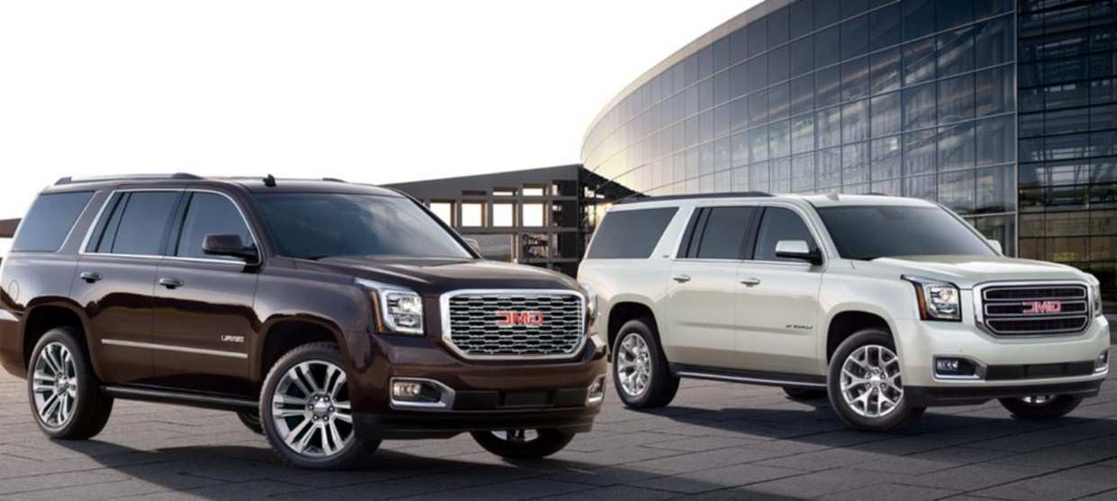 31 The Best GMC Yukon 2020 Release Date Concept
