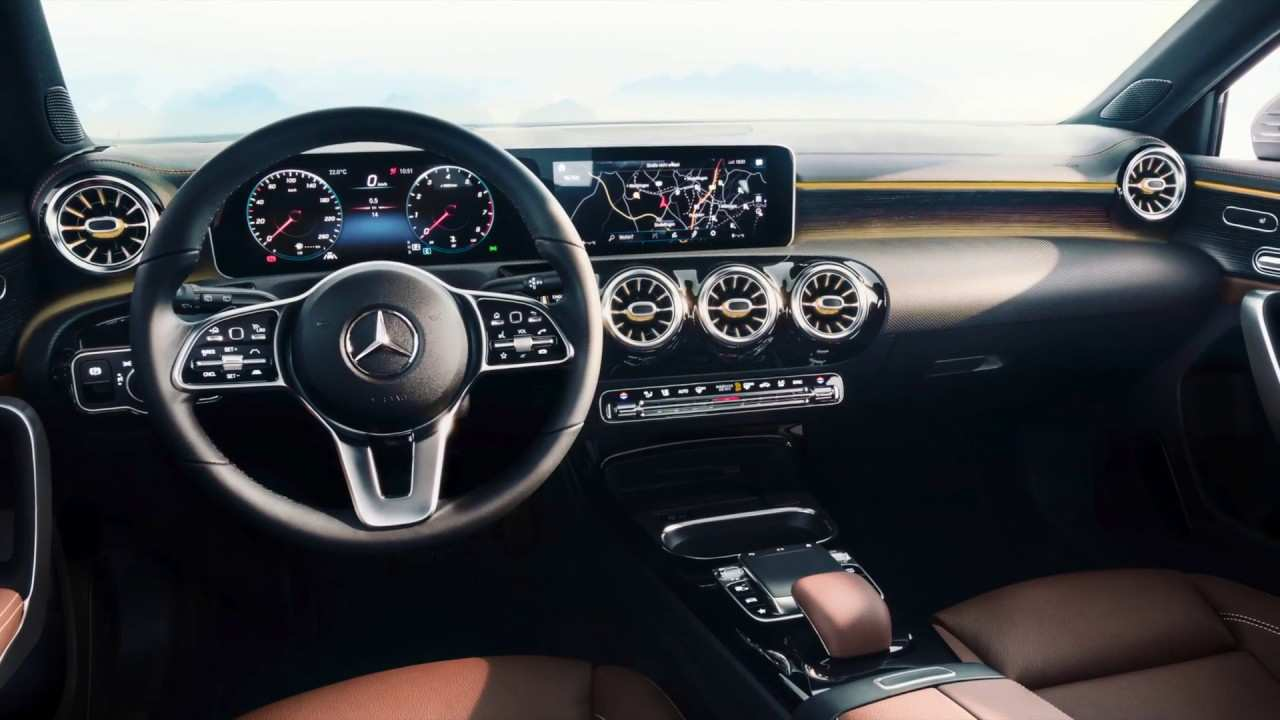 31 The Best Mercedes Interior 2019 Spy Shoot