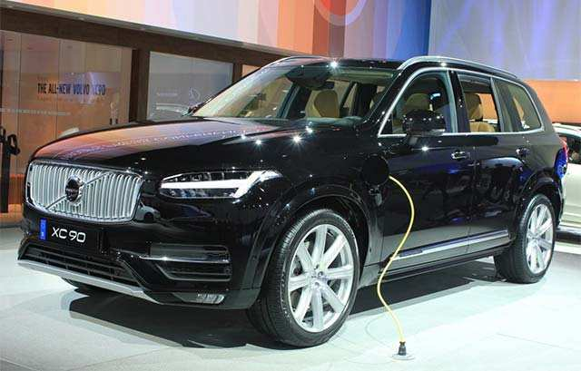 31 The Best Volvo To Go Electric By 2019 Review