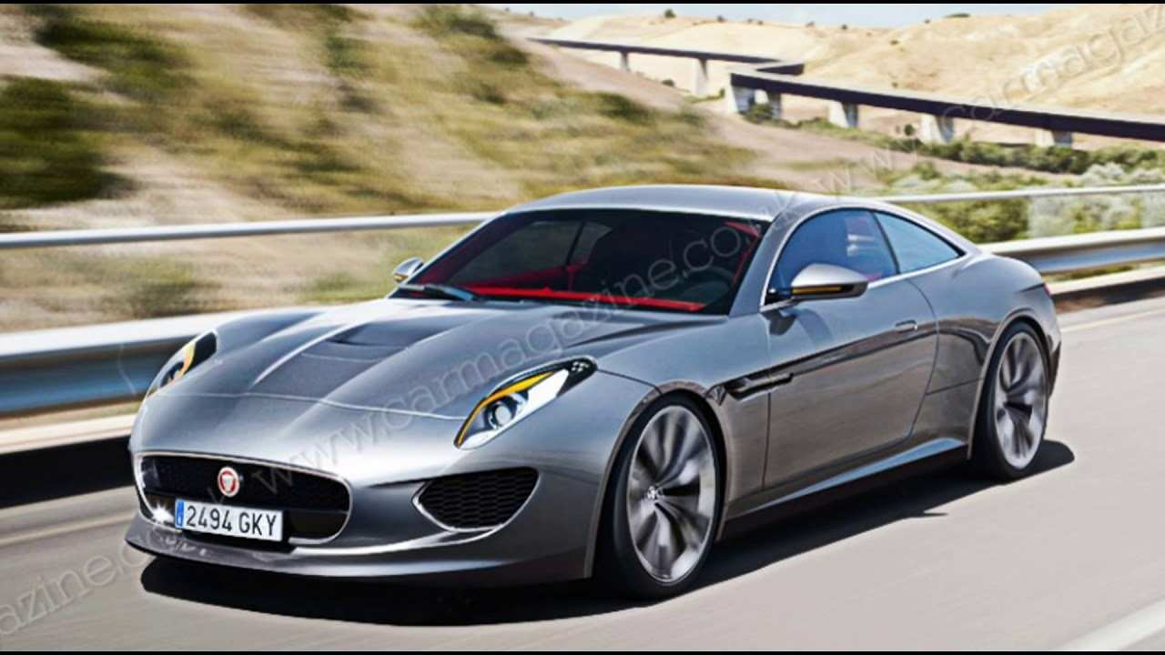 31 The Jaguar Xj Coupe 2019 New Concept