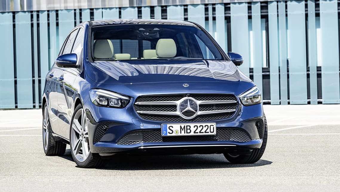 31 The Mercedes 2019 B Class Model