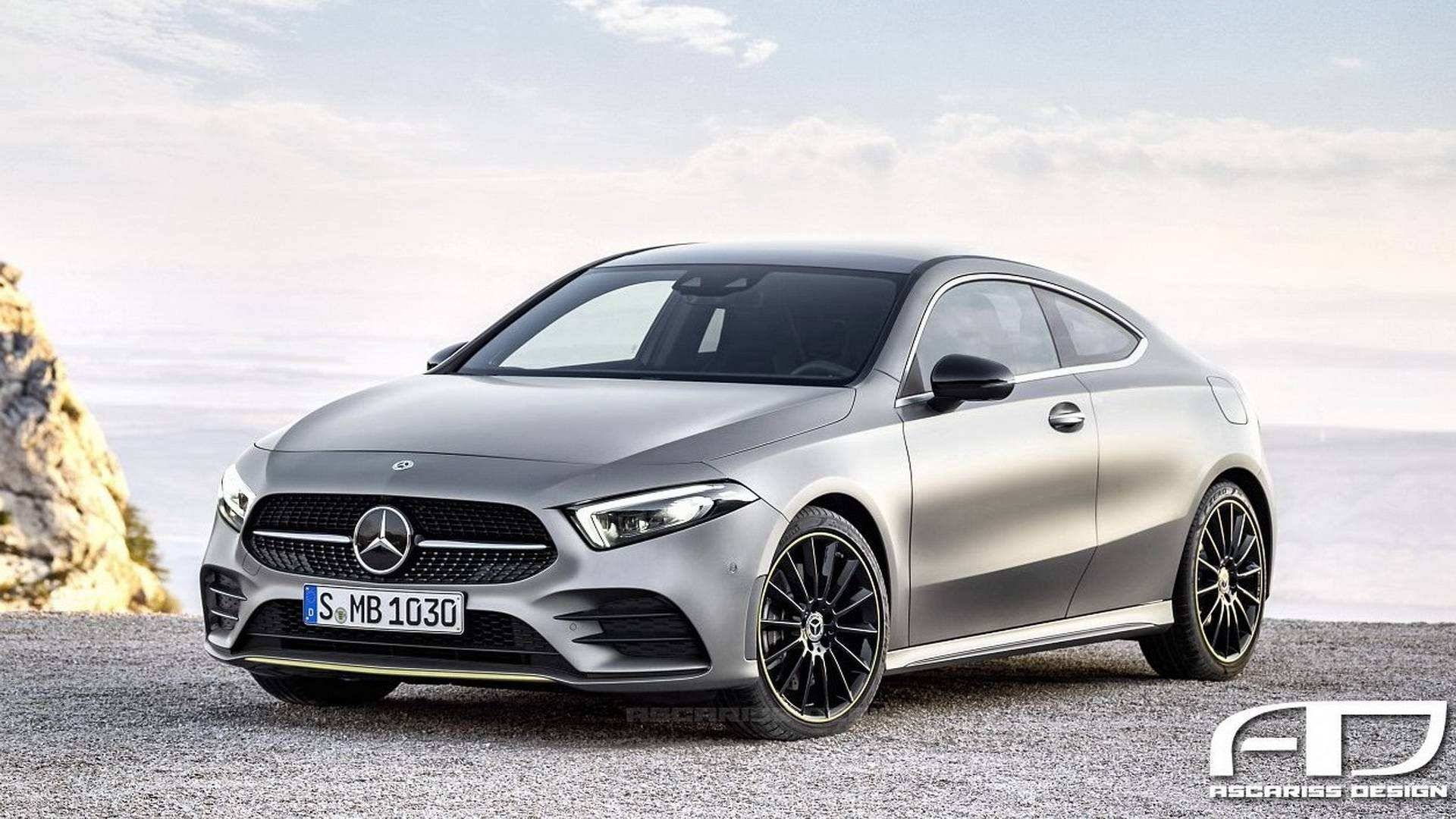 31 The Mercedes 2019 Coupe Engine