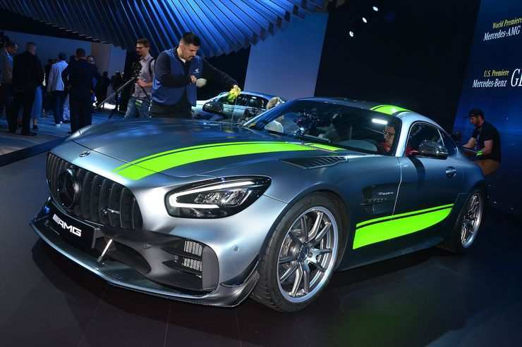 31 The Mercedes Gt 2019 Redesign And Concept