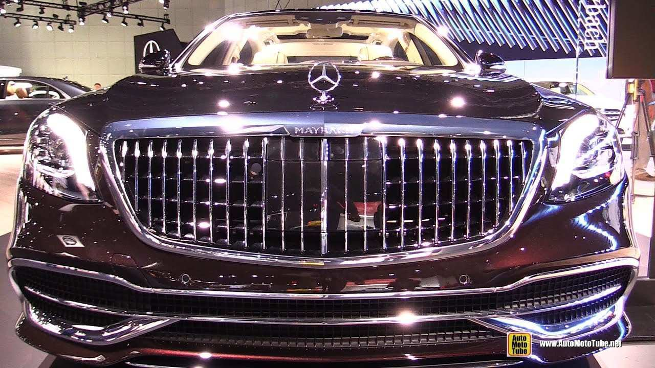 31 The Mercedes S650 Maybach 2019 Rumors