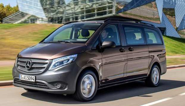 31 The Mercedes Vito 2019 Images