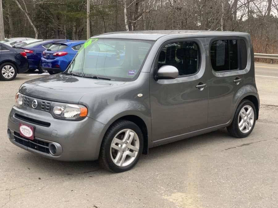 31 The Nissan Cube 2019 Style