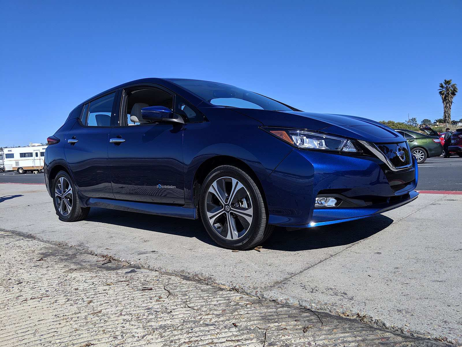 31 The Nissan Leaf 2019 Review Specs And Review