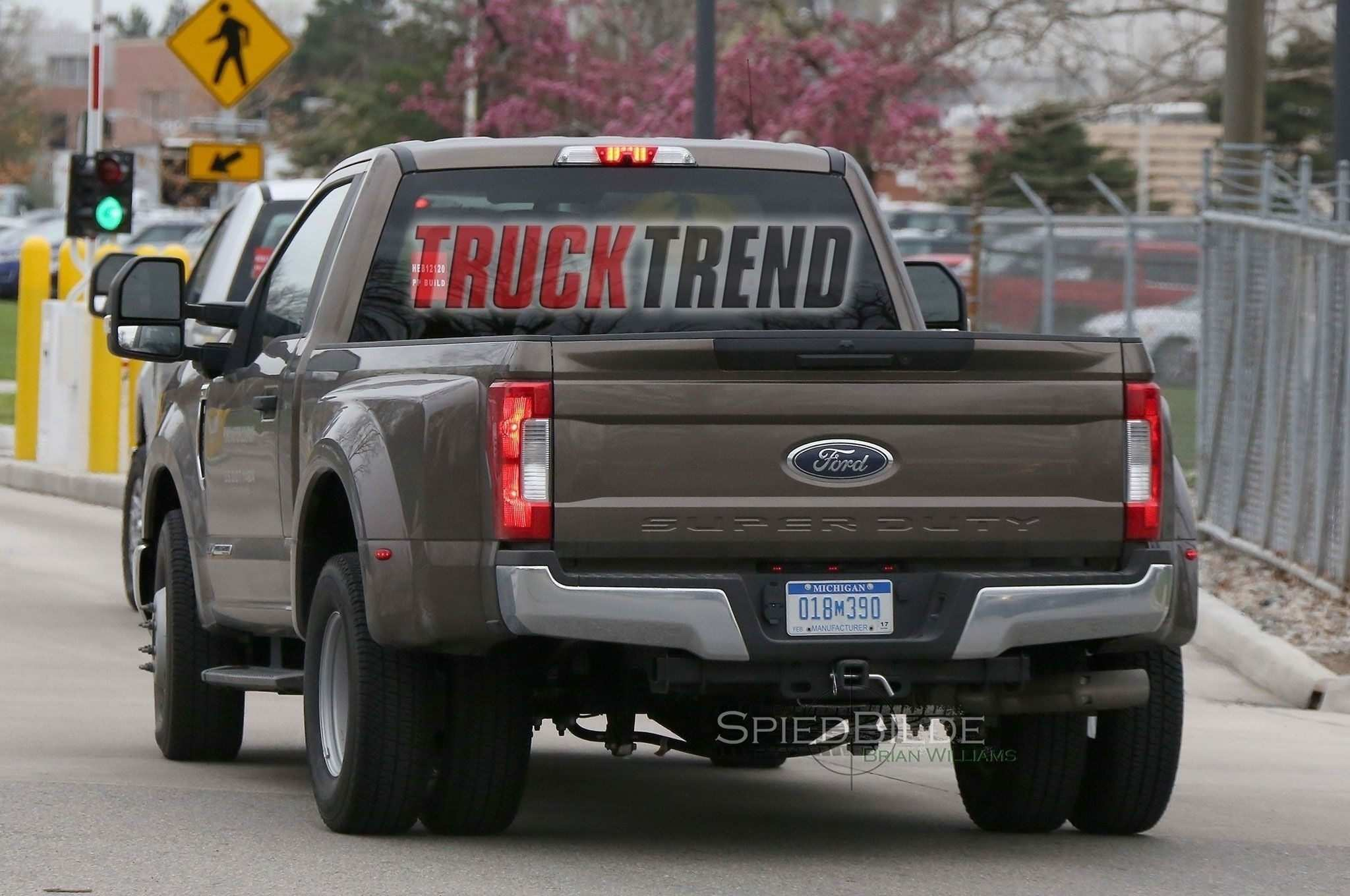 31 The Spy Shots Ford F350 Diesel Research New