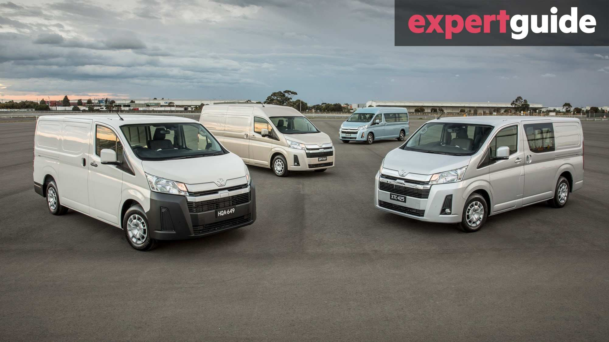 31 The Toyota Hiace 2019 New Review