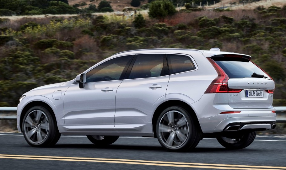 31 The Volvo Xc60 Hybrid 2020 Redesign And Concept
