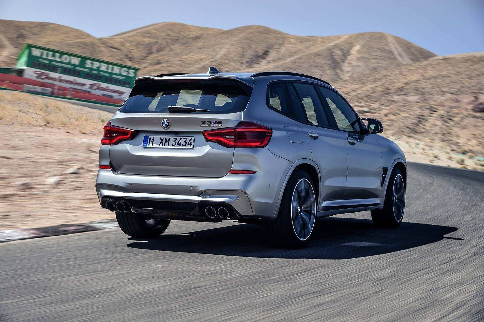 31 The When Do 2020 BMW X3 Come Out Spy Shoot