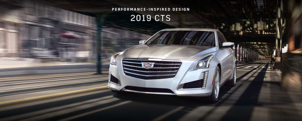 32 A 2019 Cadillac Dts Performance