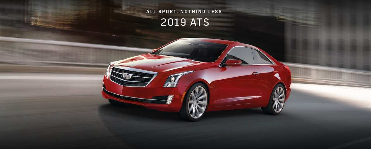 32 A 2019 Cadillac LTS Style