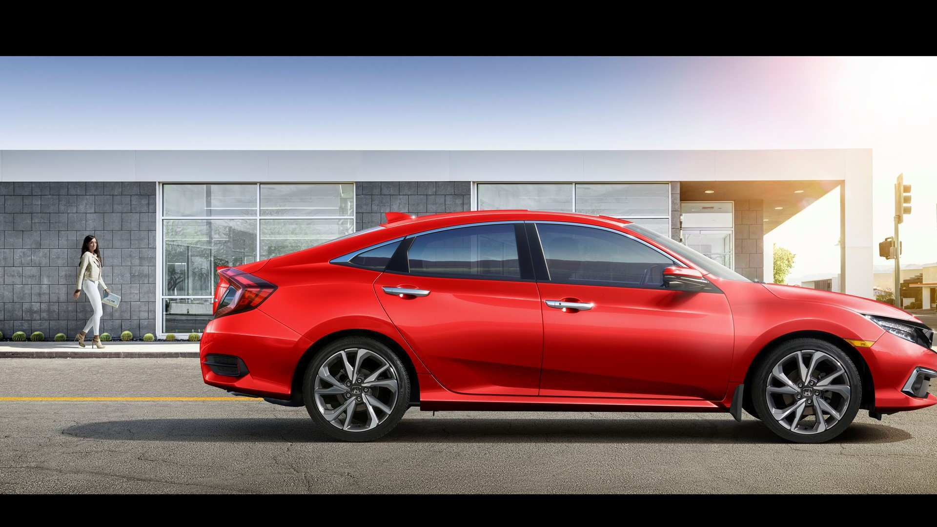 32 A 2019 Honda Civic Wallpaper