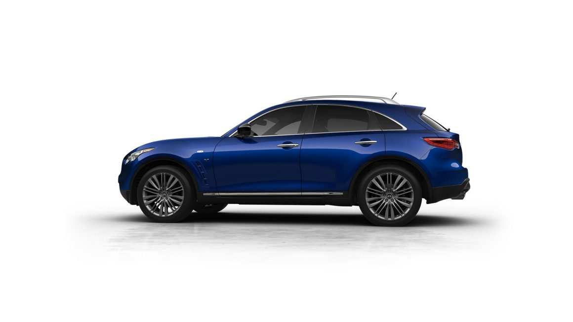 32 A 2019 Infiniti QX70 Ratings