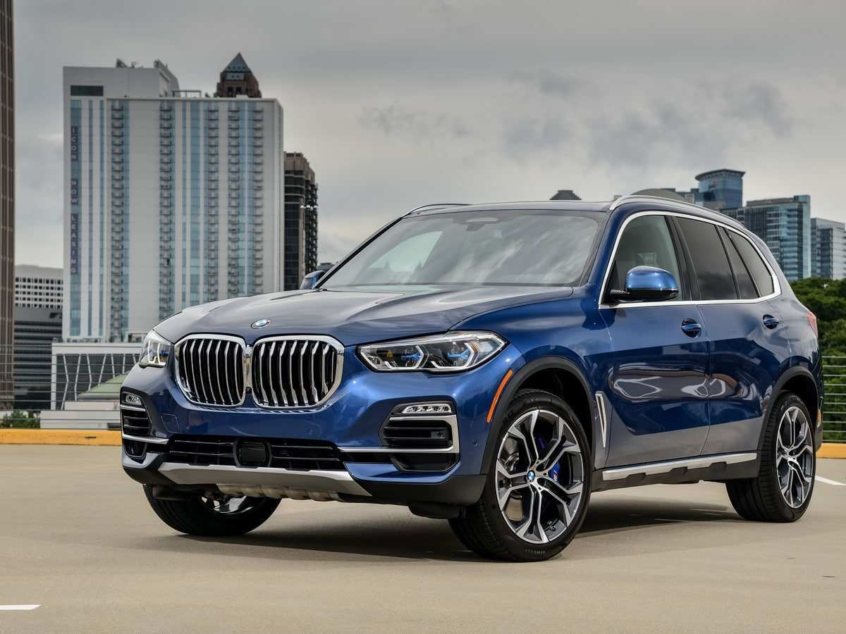 32 A 2019 Next Gen BMW X5 Suv Ratings