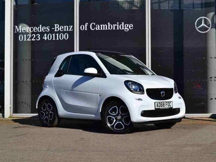 32 A 2019 Smart Fortwo Review