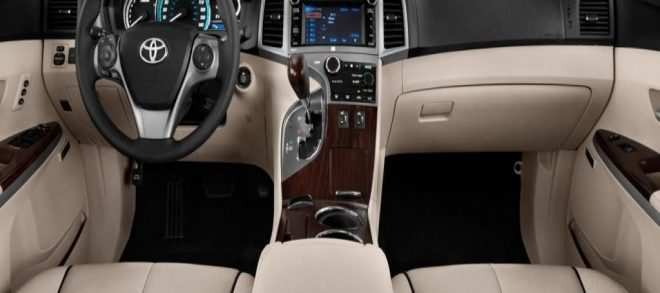 32 A 2019 Toyota Venza Overview