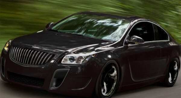 32 A 2020 Buick Regal New Concept