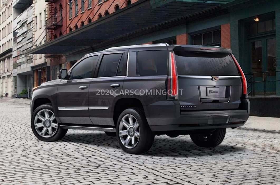 32 A 2020 Cadillac Escalade Ext Price And Release Date