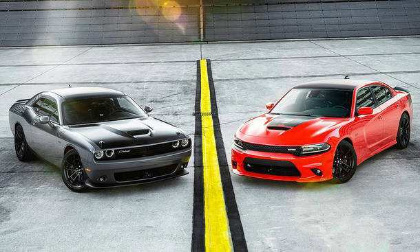 32 A 2020 Dodge Challenger Hellcat Style