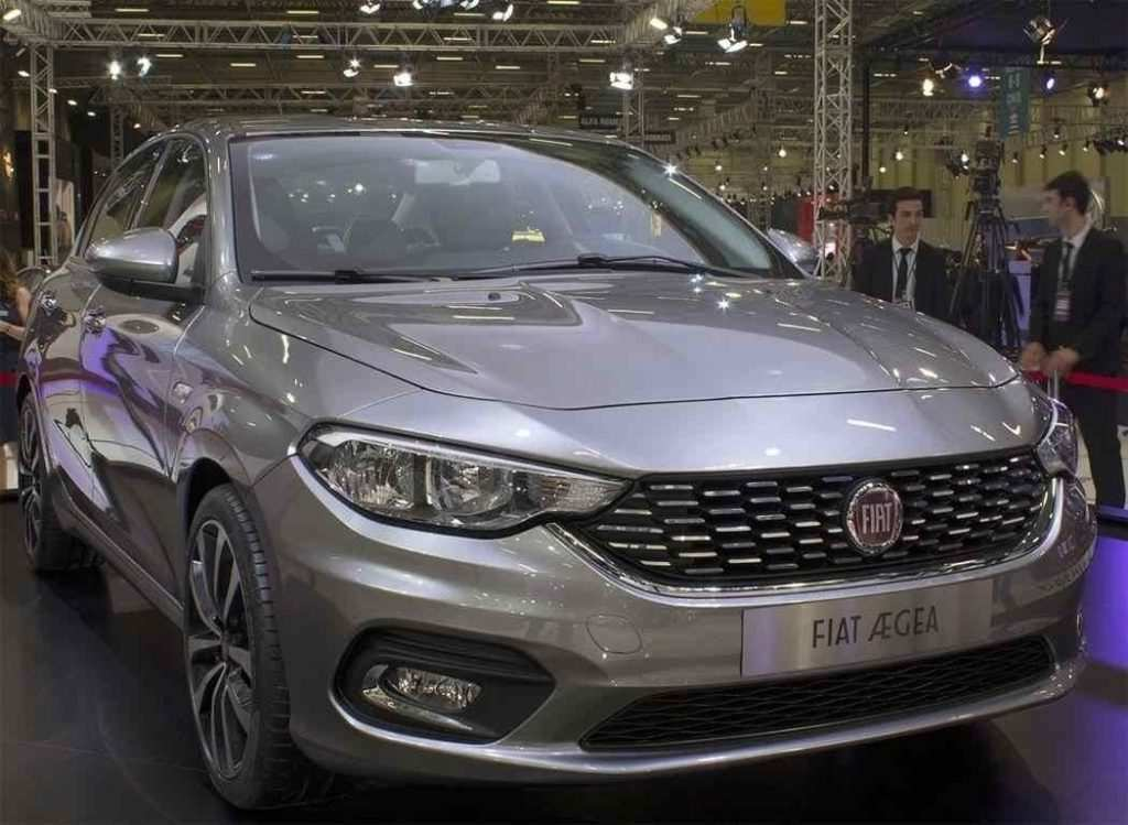 32 A 2020 Fiat Aegea Specs And Review