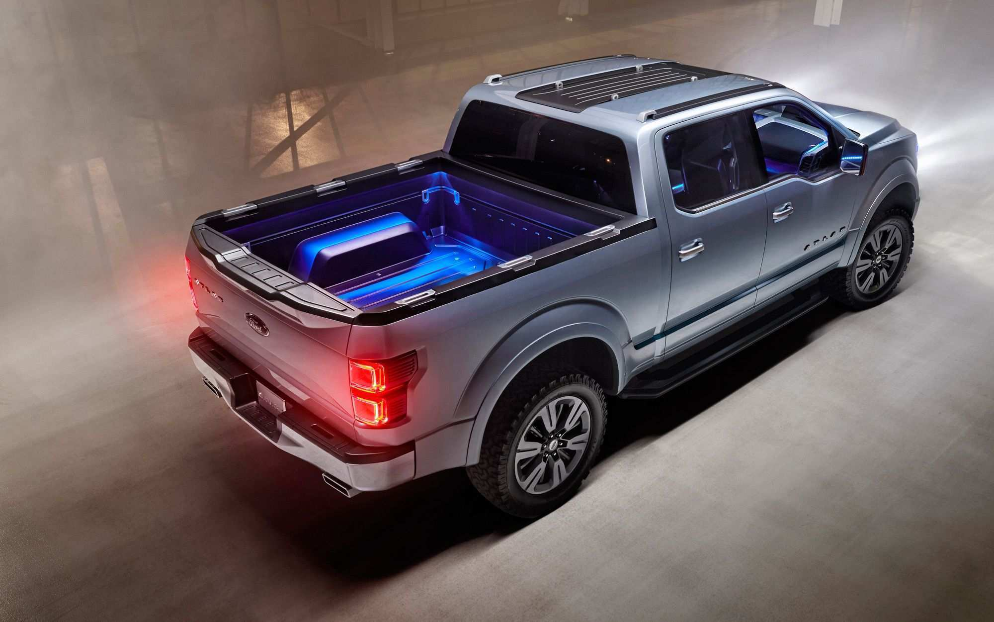 32 A 2020 Ford Atlas Overview
