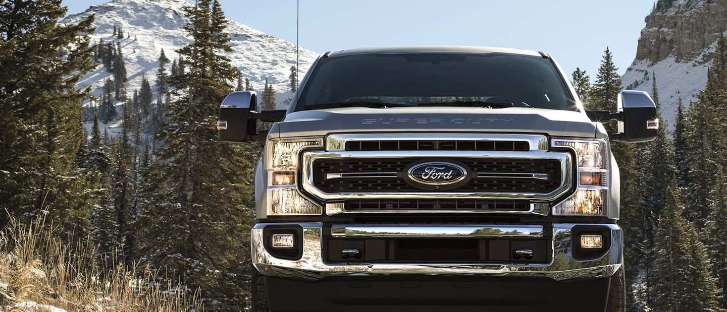 32 A 2020 Ford F350 Super Duty Redesign