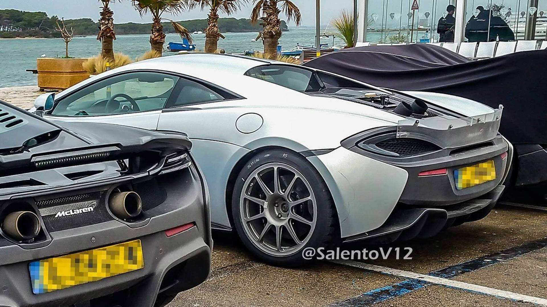 32 A 2020 McLaren 570S Coupe Price Design And Review