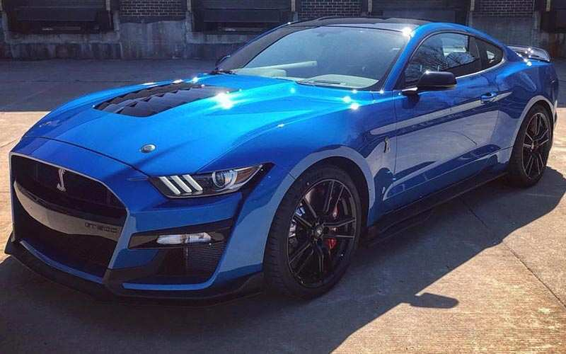 32 A 2020 Mustang Concept