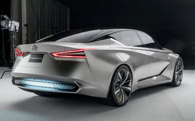 32 A 2020 Nissan Altima Coupe Spesification