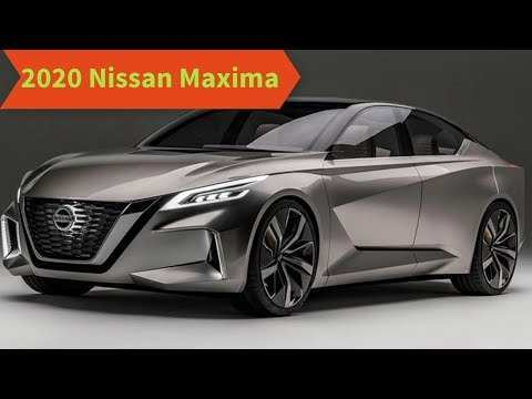 32 A 2020 Nissan Maximas Review And Release Date