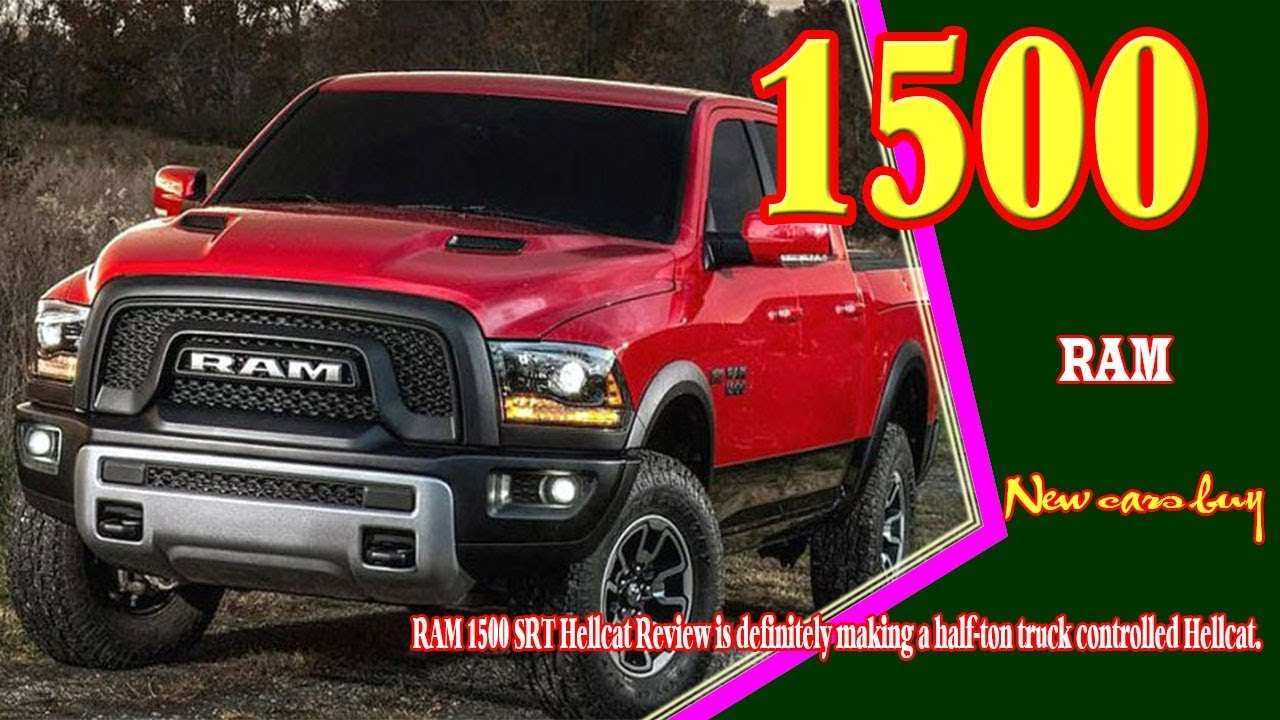 32 A 2020 Ram 1500 Hellcat Diesel Release Date And Concept