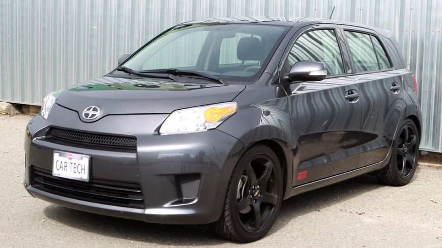32 A 2020 Scion Xd Reviews Release