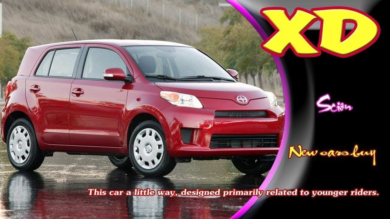 32 A 2020 Scion Xd Reviews Rumors
