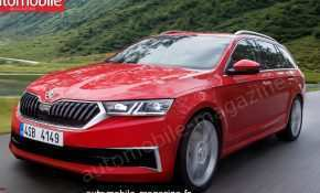 32 A 2020 Skoda Octavia India Egypt Exterior And Interior