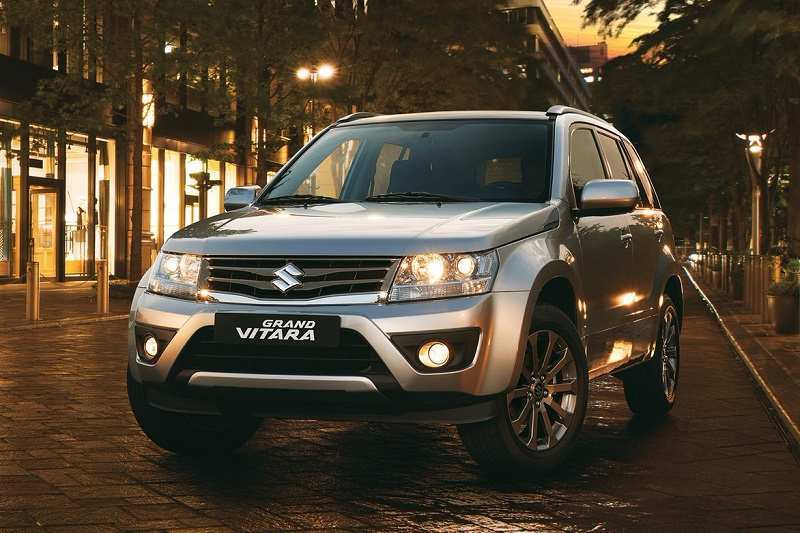 32 A 2020 Suzuki Grand Vitara Preview Release