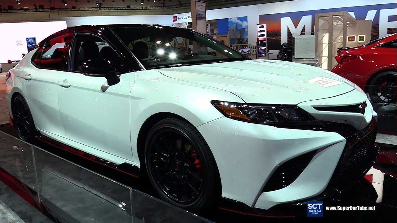 32 A 2020 Toyota Camry Xse Review And Release Date