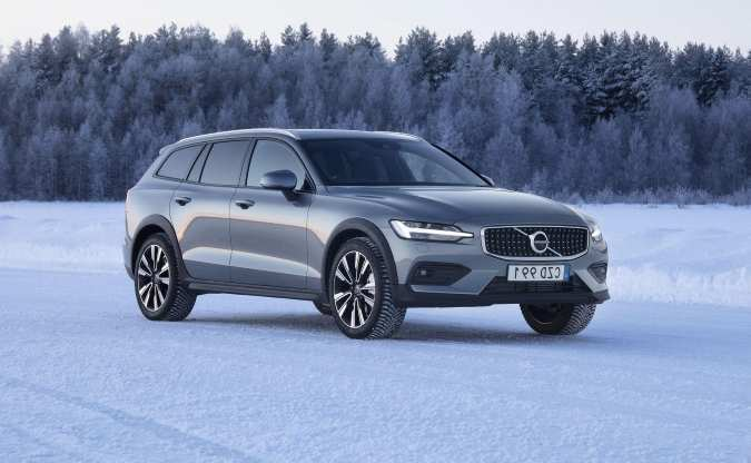 32 A 2020 Volvo V60 Cross Country Price Design And Review