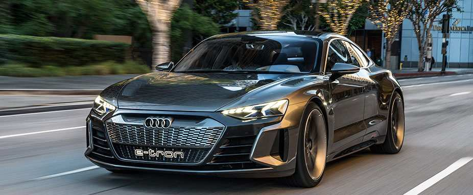 32 A Audi E Tron Gt Price 2020 Performance And New Engine