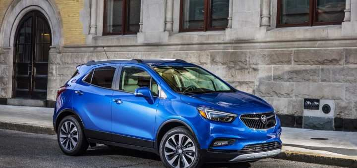 32 A Buick Encore 2020 Engine Performance