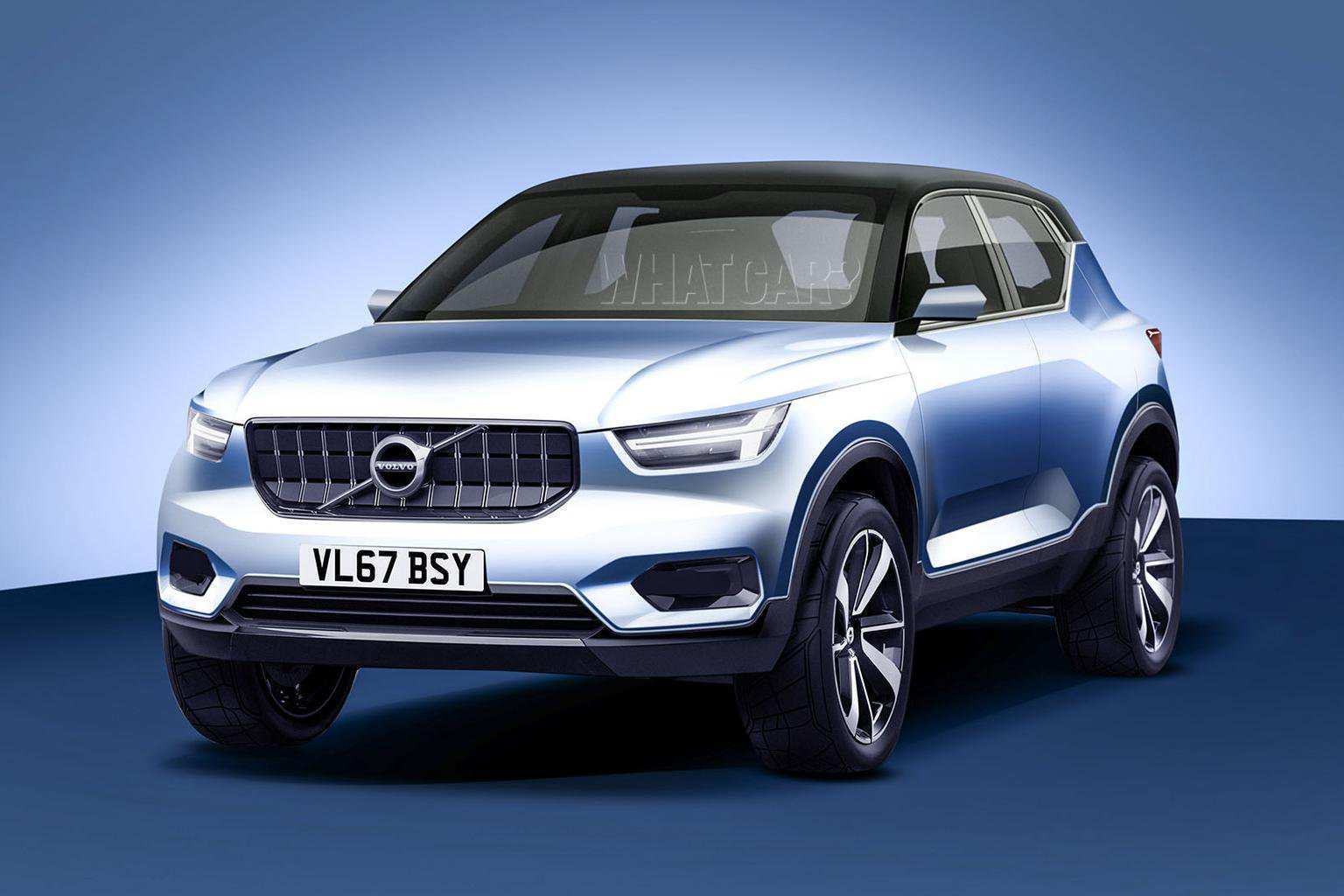32 A Electric Volvo 2019 First Drive
