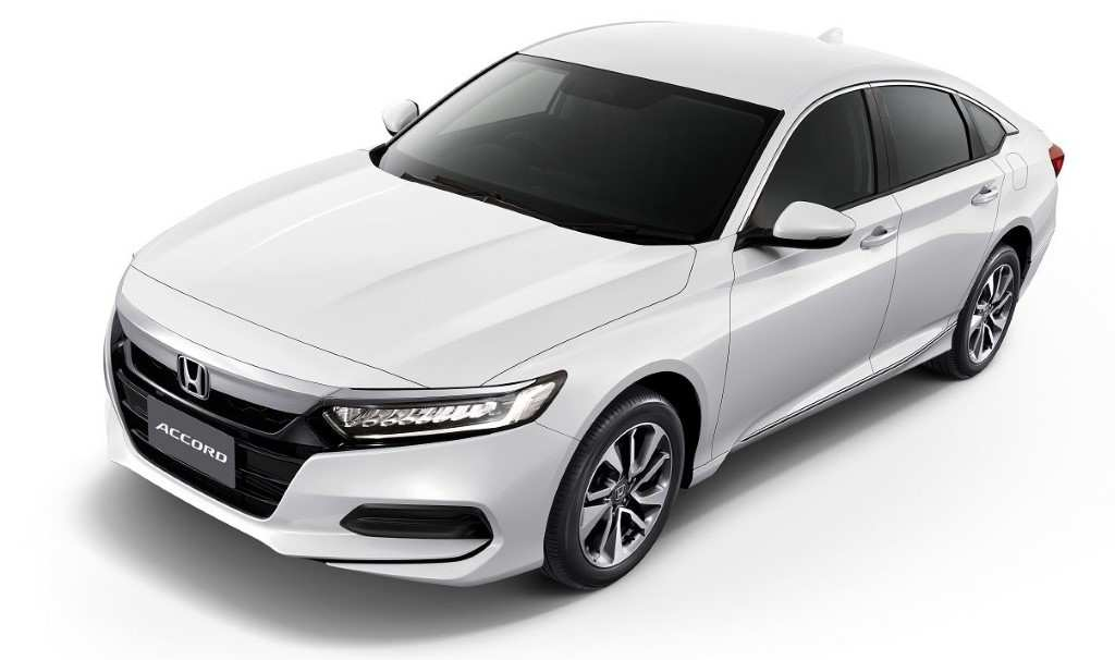 32 A Honda Sensing 2020 Spy Shoot