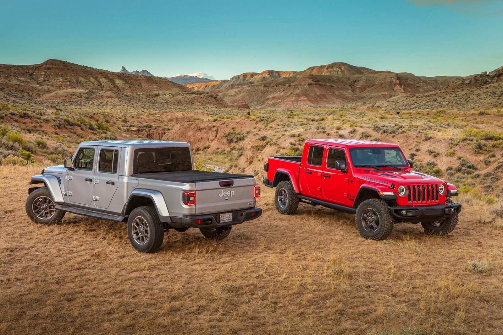 32 A Jeep Pickup 2020 Msrp Price