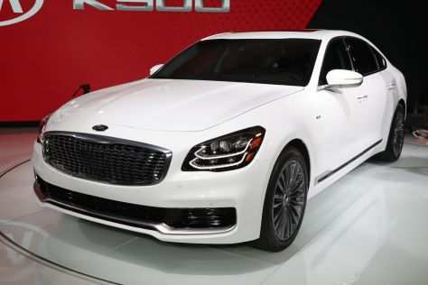 32 A K900 Kia 2019 Price And Release Date