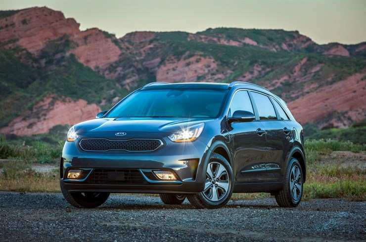 32 A Kia 2019 Hybrid New Review