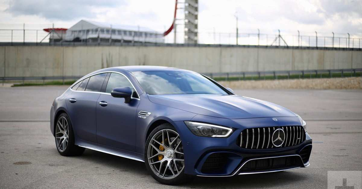 32 A Mercedes 2019 Sports Car Price And Review
