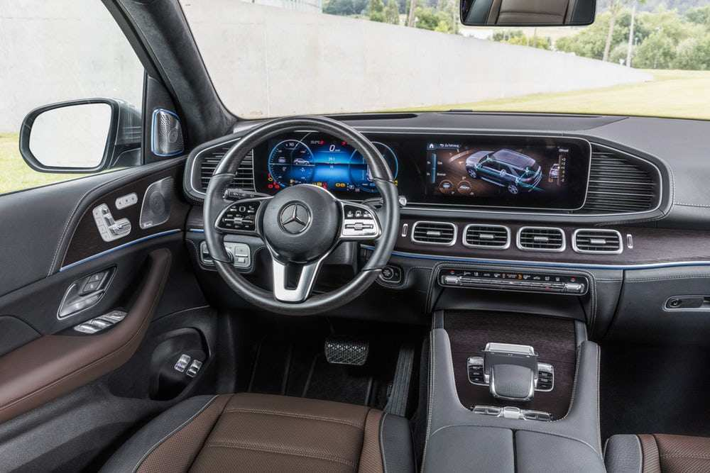 32 A Mercedes Interior 2019 Performance And New Engine
