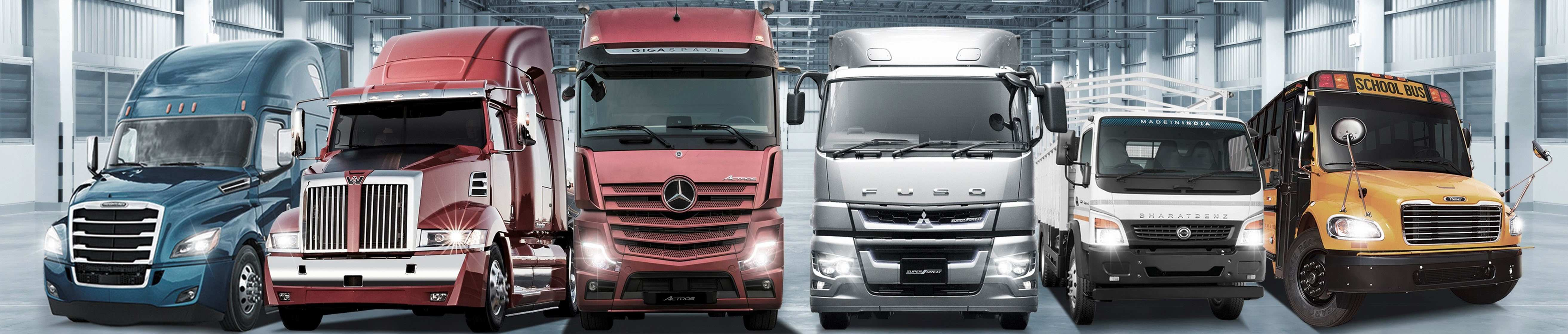 32 A Mercedes Truck 2019 Wallpaper